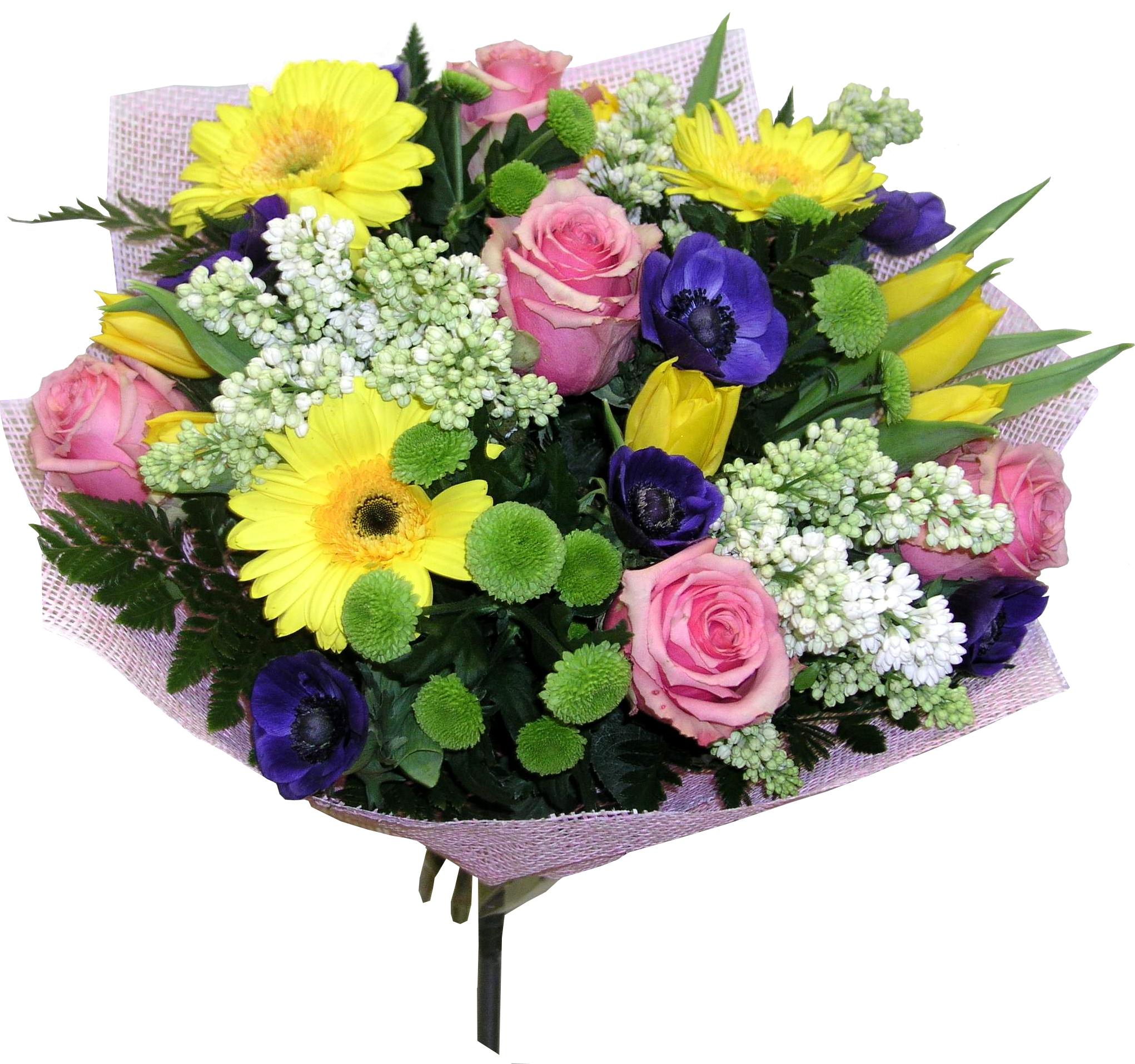 """Bouquet """"Palette"""""""